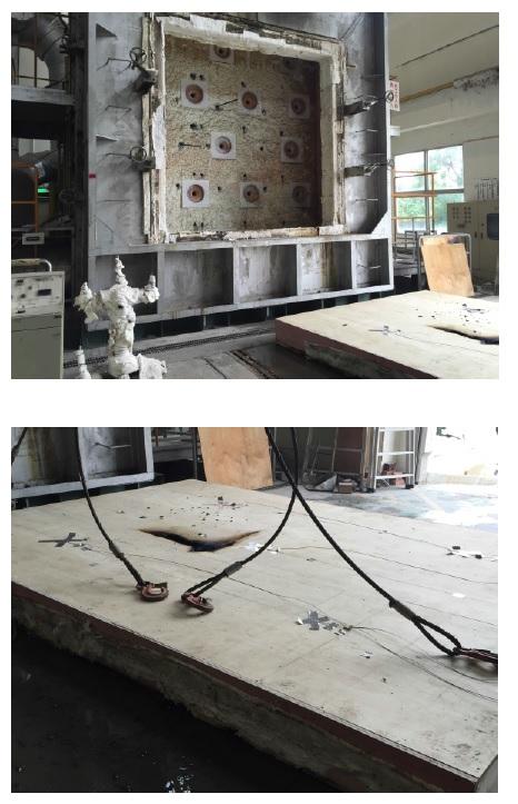 木構造樓板耐火結構性能驗證