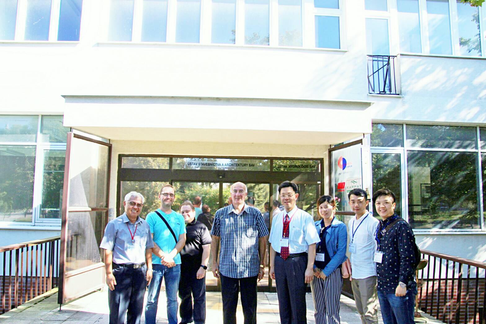 台灣-斯洛伐克雙邊國際合作計畫